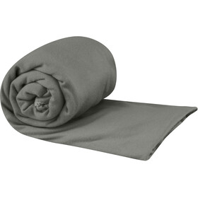 Sea to Summit Pocket Serviette pour chien M, grey